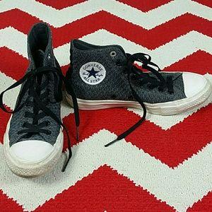 Converse All Star II High Spacer Mesh Thunder Shoe